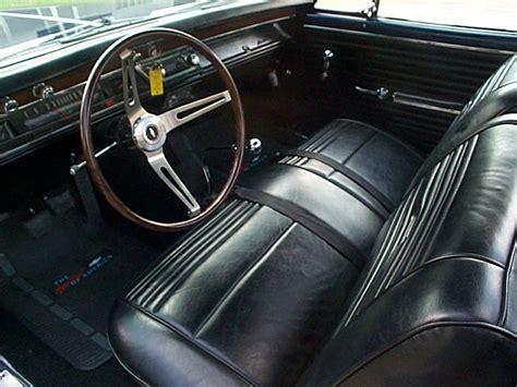 1967 chevrolet el camino interior pictures cargurus