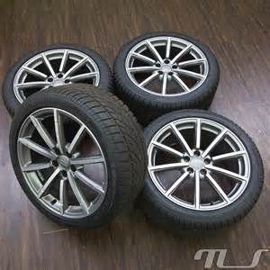 audi 19 inch winter tyres q3 sq3 rsq3 8u s line wheels