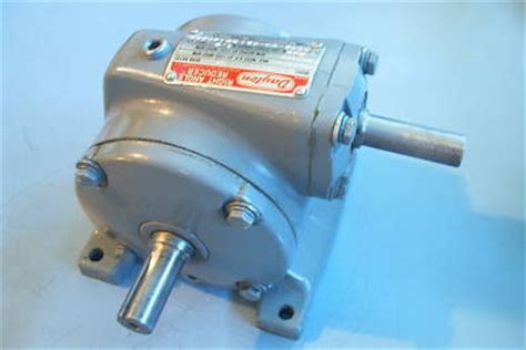 Dayton Tool Crib by Dayton Indirect Right Angle Speed Reducer Model 2z309