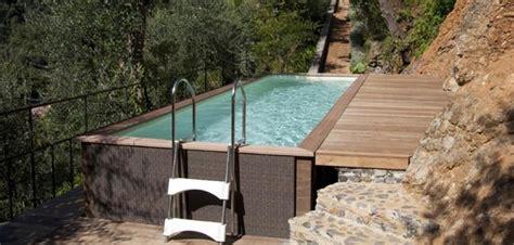 vasche da bagno interrate le migliori piscine interrate italiane vasche idromassaggio