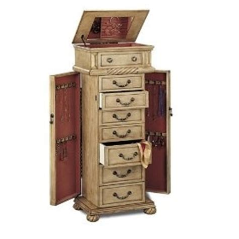 whitewash jewelry armoire 17 best images about antique or fancy jewelry boxes on