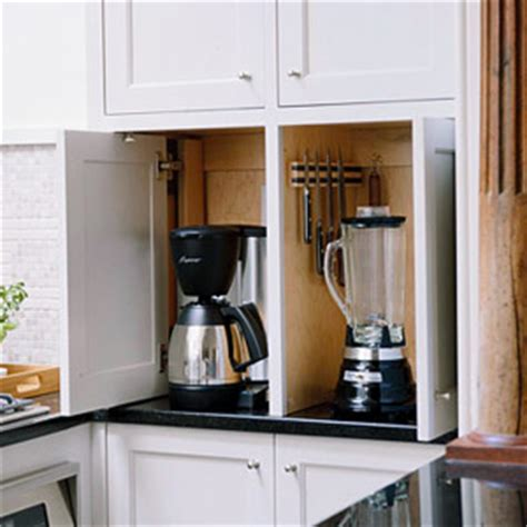 kitchen appliance cabinet storage 6 modular kitchen decor tips modspace in blog