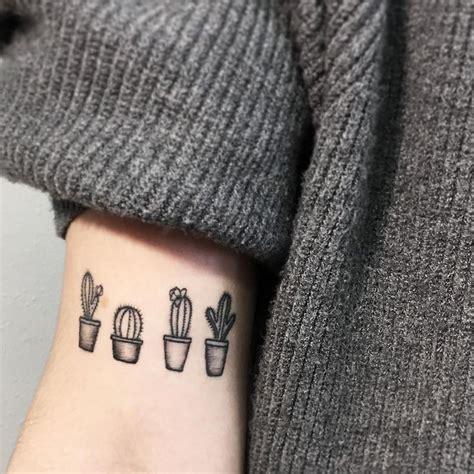 tattoo inspiration little 25 best ideas about cactus tattoo on pinterest ink
