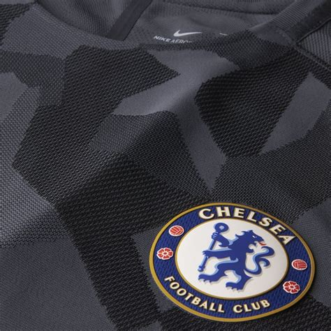 Jersey Bola Chelsea Home Nike New 2017 2018 Grade Ori nike chelsea 3rd mens match sleeve jersey 2017 2018 in anthracite excell sports uk