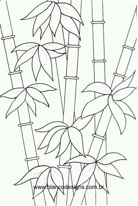 pattern in sketch 3 bamboo ideas mosaics pinterest glass