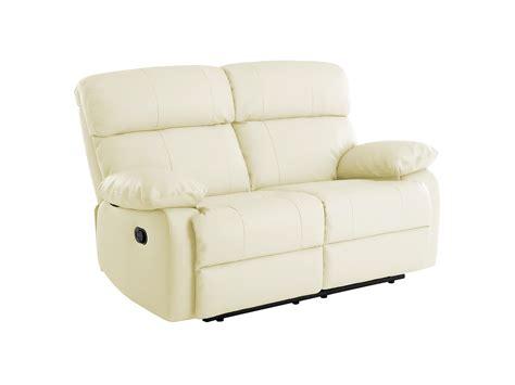 cream leather recliner quantity