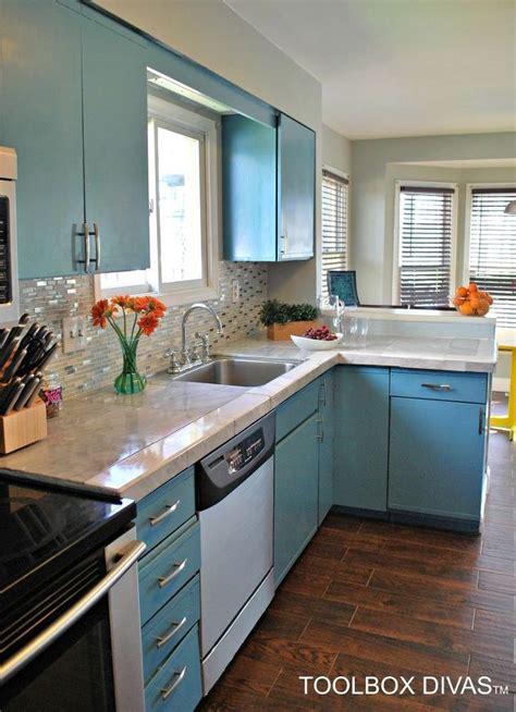 tile over laminate counter tops what an inexpensive way marble countertop hack how to tile over laminate