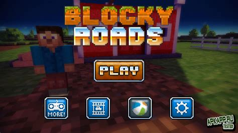 blocky roads apk version blocky roads v1 0 0 android скачать