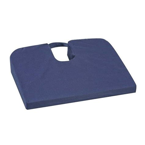 Coccyx Cusion sloping seat matetm coccyx cushion colonialmedical