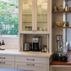 Storage Ideas For Small Kitchens 42 Creative Appliances Storage Ideas For Small Kitchens Digsdigs