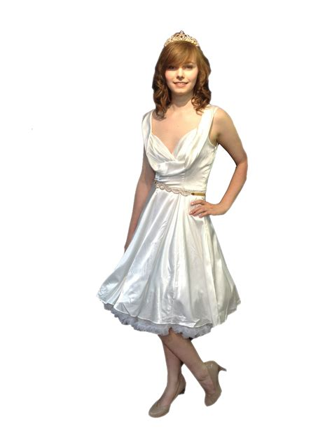 10 Stunning Dresses 50 by Ivory Satin Vintage 50s Petula Prom Dress Stunning