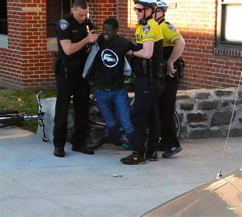 Baltimore City Arrest Records Friends Neighbors Say Freddie Gray Was A Well Liked