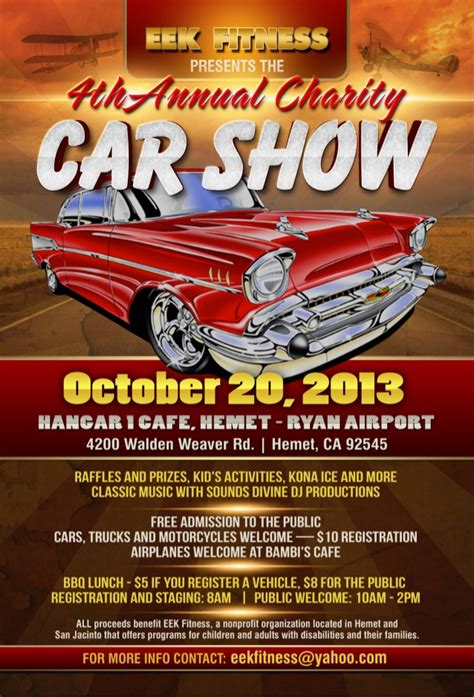 car show flyer template pin car show flyer template free templates on