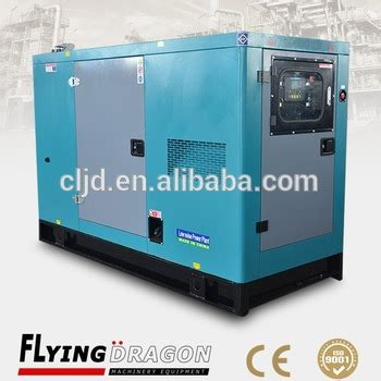 50kva home use silent diesel generator 40kw sound proof