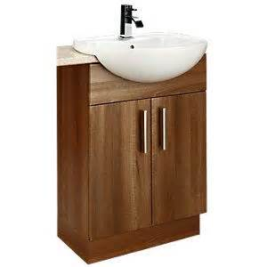 Wickes Montrose Walnut Range Vanity Units Bathroom Wickes Bathroom Vanity Units
