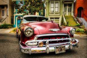 vehicles cars chevy chevrolet 1952 lowriders classic cars