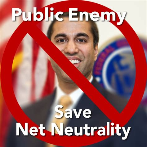 ajit pai google death of net neutrality come on ajit pai what did you