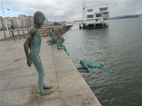 santander it statue al porto di santander viaggi vacanze e turismo