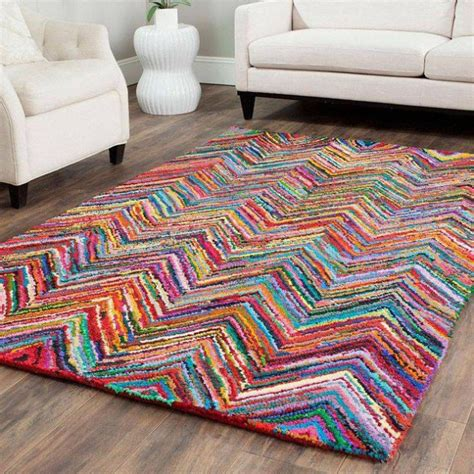 colorful carpet 18 fascinating colorful rugs to spice up your home decor