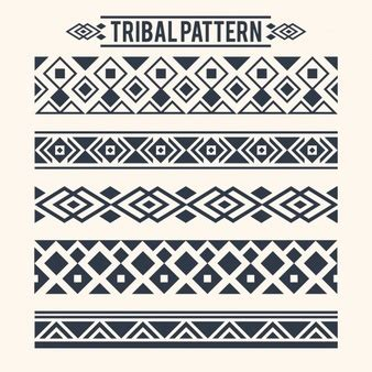 tribal line pattern tribal vectors photos and psd files free download