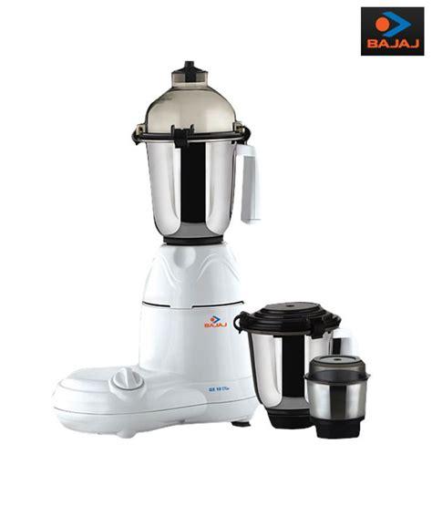 Mixer Gx 24 bajaj mixer grinder gx 10 dlx price in india buy bajaj mixer grinder gx 10 dlx on snapdeal