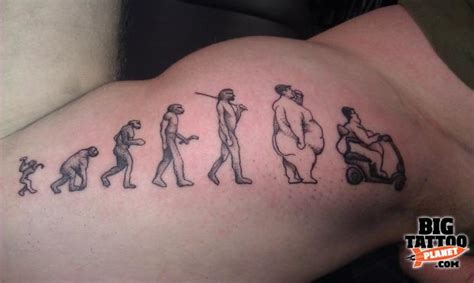 man evolution tattoos design buscar con google tattoos