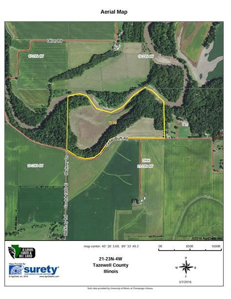 Tazewell County Il Records 75 Acres Recreational Land For Sale Tazewell County Il Land And Farm