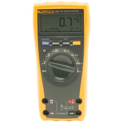 Multimeter Fluke 179 fluke 179 digital multimeter rapid
