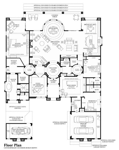 toll brothers floor plans floor plan floor plan