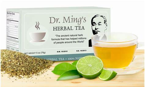 Detox Green Dr Natura dr ming s detox green tea for 30