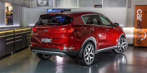 Kia Sportage Petrol Or Diesel 2016 Kia Sportage Platinum Diesel Review Caradvice