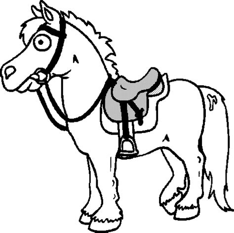 preschool coloring pages horses free animal coloring pages kids coloring sheets