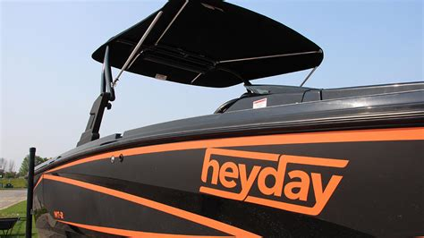 heyday boats specs 2018 bayliner heyday wt 2 tested reviewed on boattest ca