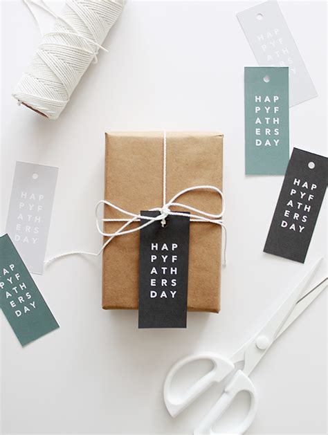 Housewarming Present printable father s day gift tags almost makes perfect