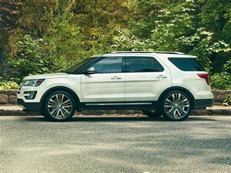 cars ford explorer 2016 ford explorer price photos reviews features