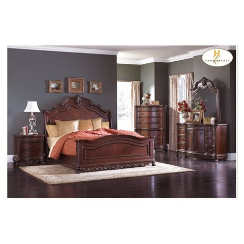 4pc bedroom set deryn park 4pc bedroom set