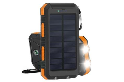 Produ Powerbank Solar Waterproof T3009 get ready for the great outdoors with these must cing gadgets digital trends howldb