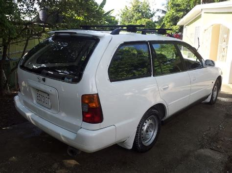 Toyota Corolla Station Wagon 1997 Toyota Corolla Station Wagon For Sale In Kingston