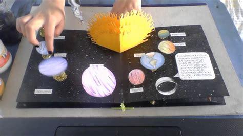 libro un universo de la libro popup el universo youtube