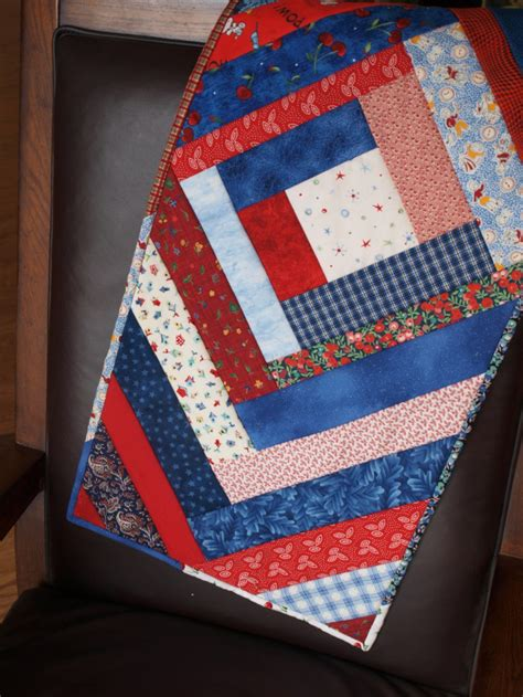 Free Patchwork Table Runner Patterns - easy quilted table runner pattern a step by step guide