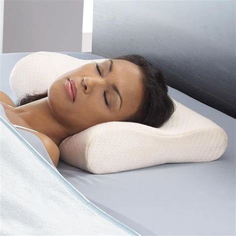 best bed pillows to buy tempurpedic neck pillows at brookstone buy now