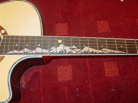 image gallery guitar inlays to take your breath away part 1