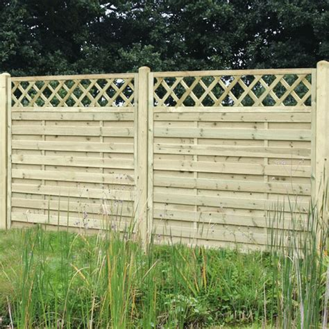 fencing panels with trellis top trellis top fence panels fences