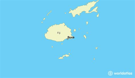 map world fiji where is fiji where is fiji located in the world