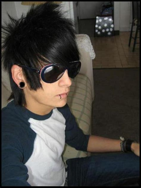 emo hairstyles with glasses emo with glasses by hott emo boi on deviantart