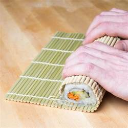 Kitchen Supply Store by 9 1 2 Quot X 9 1 2 Quot Bamboo Sushi Rolling Mat