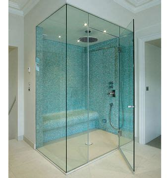 Small Steam Shower by Frameless Glass Steam Rooms Sauna Screens