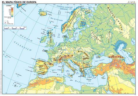 espaa y europa geograf 205 a tema 2 geograf 205 a f 205 sica de espa 209 a y europa acmrobinet