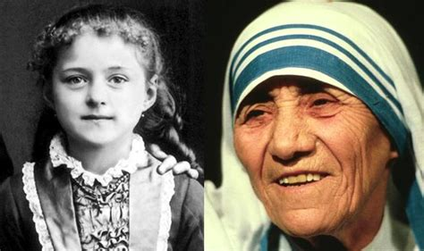 biography of mother teresa in hindi wikipedia rare childhood picture of mother teresa as little girl