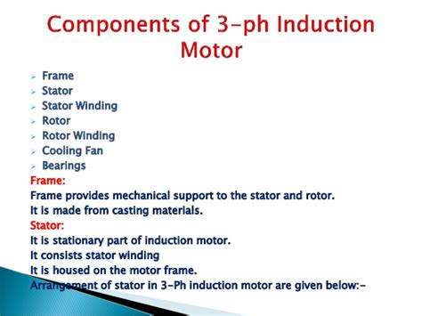 3 phase induction motor electrical4u three phase induction motor losses 28 images hurst dmb0224c10002 bldc motor data sheet